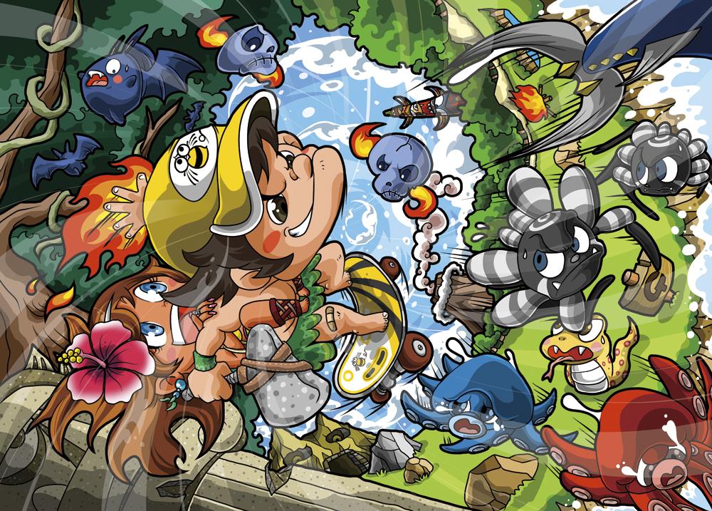 高橋名人の冒険島の画像 p1_14